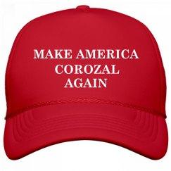Make America Corozal Again