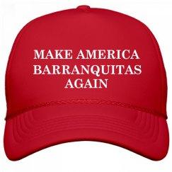 Make America Barranquitas Again