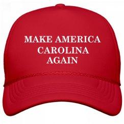 Make America Carolina Again