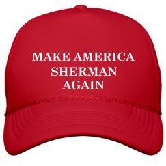Make America Sherman Again
