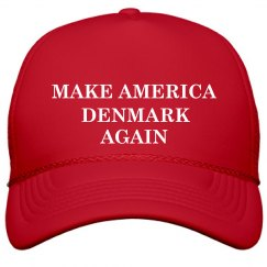Make America Denmark Again