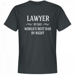 Lawyer By Day Best Dad By Night