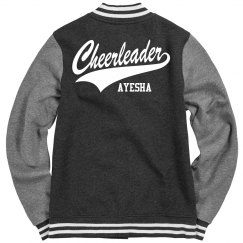 Cheerleader Ayesha