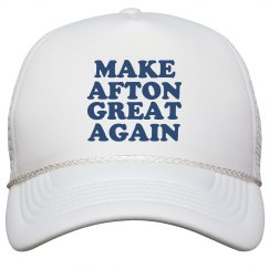 Make Afton Great Again Hat
