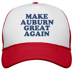 Make Auburn Great Again Hat
