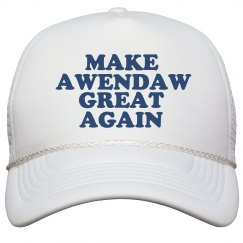 Make Awendaw Great Again Hat