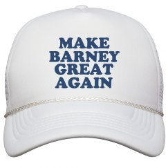 Make Barney Great Again Hat