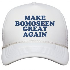 Make Bomoseen Great Again Hat