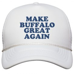 Make Buffalo Great Again Hat