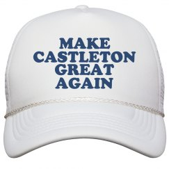Make Castleton Great Again Hat