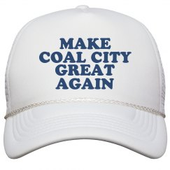 Make Coal City Great Again Hat