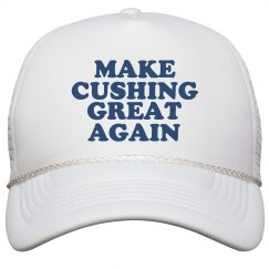 Make Cushing Great Again Hat