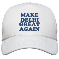 Make Delhi Great Again Hat