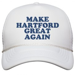 Make Hartford Great Again Hat