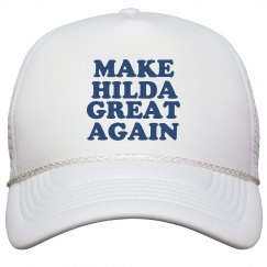 Make Hilda Great Again Hat