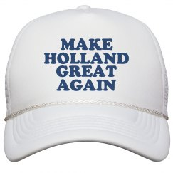 Make Holland Great Again Hat