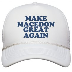 Make Macedon Great Again Hat