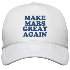 Make Mars Great Again Hat
