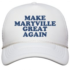 Make Maryville Great Again Hat