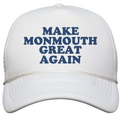 Make Monmouth Great Again Hat