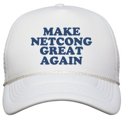 Make Netcong Great Again Hat
