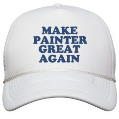Make Painter Great Again Hat