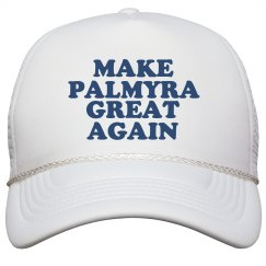 Make Palmyra Great Again Hat