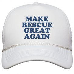 Make Rescue Great Again Hat