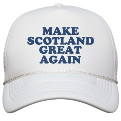 Make Scotland Great Again Hat