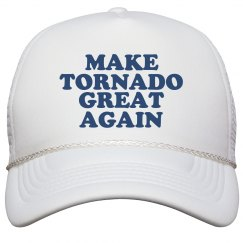 Make Tornado Great Again Hat