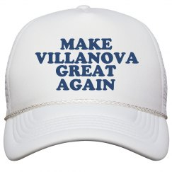 Make Villanova Great Again Hat
