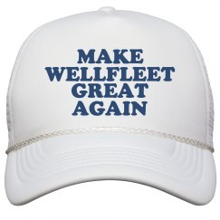 Make Wellfleet Great Again Hat
