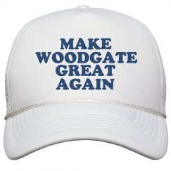 Make Woodgate Great Again Hat