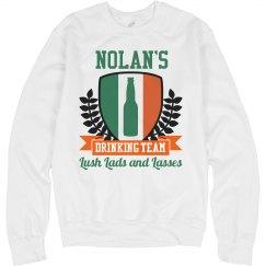 Nolan's Irish Drinking Team
