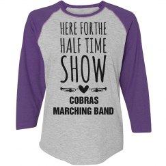 Cobras Halftime Band Show
