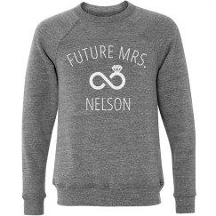 Cute Future Mrs. NELSON