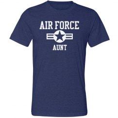Air Force Aunt Star