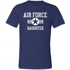 Air Force Daughter Star