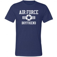Air Force Boyfriend Star
