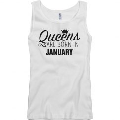 Sexy Queens Are Born In January