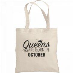 Birthday Queens Are Born In October