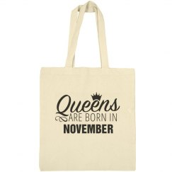 Birthday Queens Are Born In November