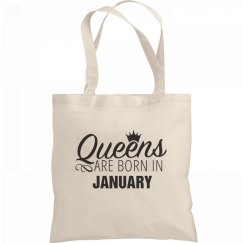 Birthday Queens Are Born In January