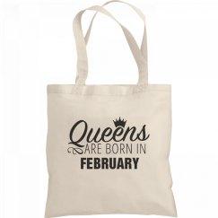 Birthday Queens Are Born In February