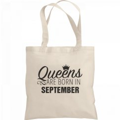 Birthday Queens Are Born In September