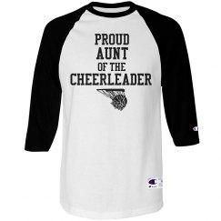 Cheerleader Aunt