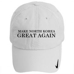 Make North Korea Great Again