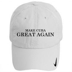 Make Cuba Great Again