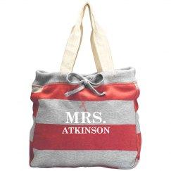 Newlywed Mrs. Atkinson Gift