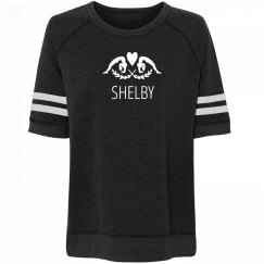 Comfy Gymnastics Girl Shelby